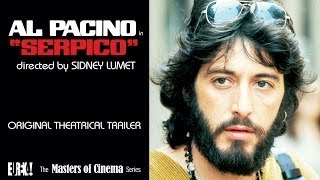 SERPICO Original Theatrical Trailer (Masters of Cinema)
