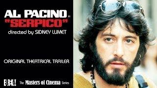 SERPICO Original Theatrical Trailer (Masters of Cinema)