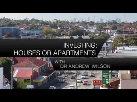 Investing in Property: Houses versus Apartments