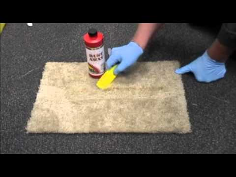Rust Removal On Carpet