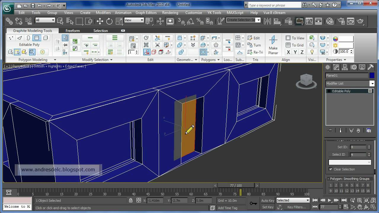 Learning autodesk 3ds max design 2010: essentials: the official.