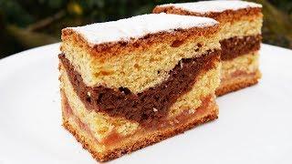 Самый Вкусный Пирог-Торт Королевский! Выпечка из песочно-дрожжевого теста!