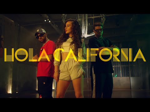 Dj Paco x Gian x Slogan - Hola California | Official Music Video