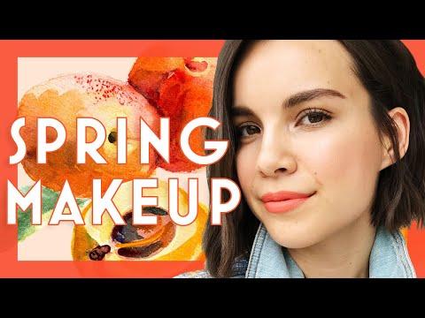 5 MINUTE MAKEUP: Spring 2019 | Ingrid Nilsen thumbnail