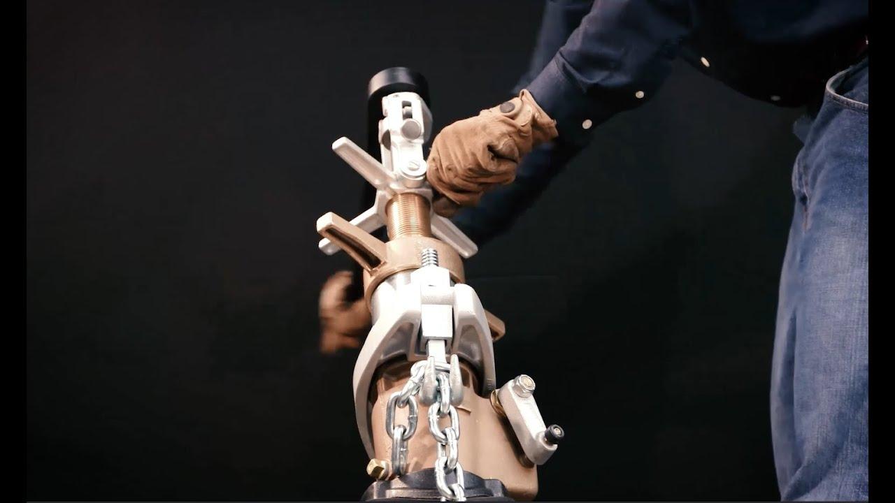 mueller tapping machine