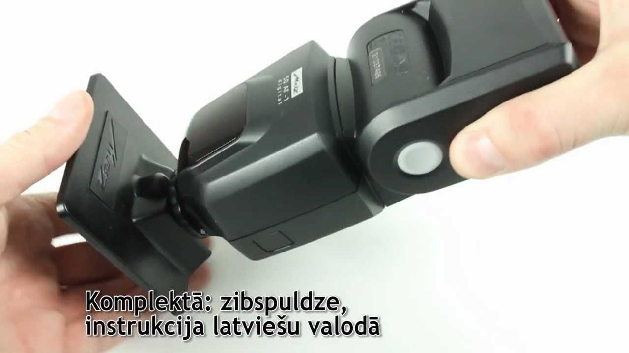 Metz 50 af 1 digital manual cameras.