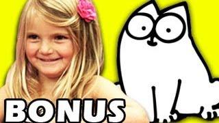 BONUS - KIDS REACT TO SIMON'S CAT