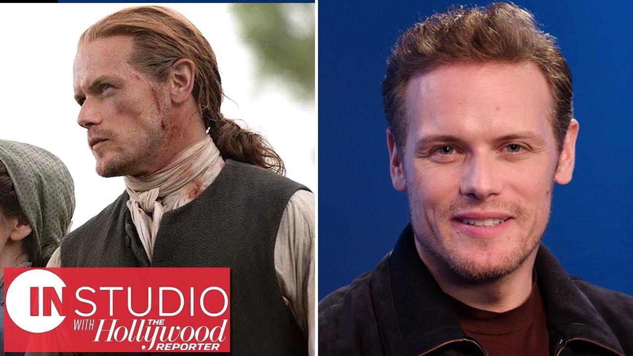 'Outlander' Star Sam Heughan Teases Season 5 | In Studio