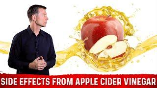 Side Effects from Apple Cider Vinegar (ACV) & Kombucha Tea