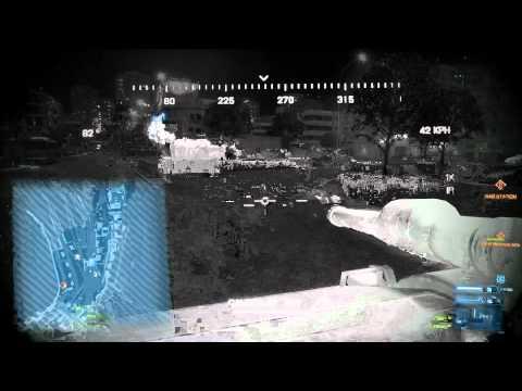 Battlefield 3 PC 2011 - Main Battle Tank Gameplay / VOIP 1 [HD]