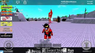 Roblox Sword Fighting Simulator Where To Find Gold To Upgrade Your Swords