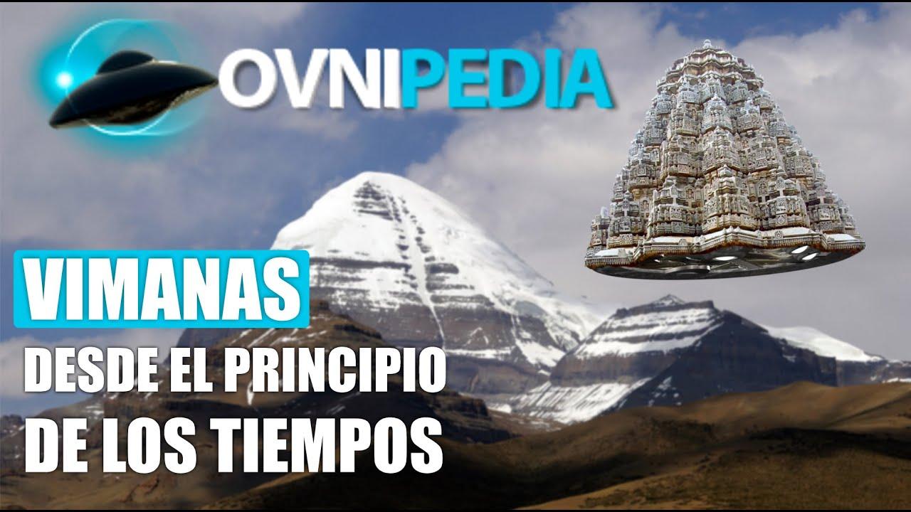 Vimanas: Desde el Principio de Los Tiempos   Ovnipedia