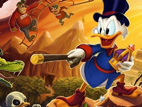 Утиные истории прохождение DuckTales: Remastered №1