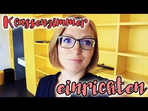 Ich Richte Mein Klassenzimmer Ein! // 10. Klasse