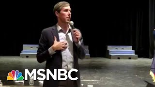 It's Beginning To Look A Lot Like Beto's Running For President | MTP Daily | MSNBC