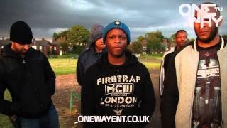 ONE WAY TV | SOUTH MANNY GRINDERS CYPHER - PART 2