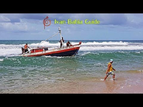 Ivan Bahia Guide   Bahia , contact with locals in Arembepe, Bahia - NE Brazil