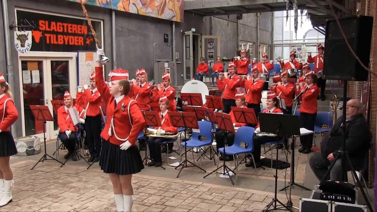Forårskoncert 2013 - Blæseorkestret Søndermarken - YouTube