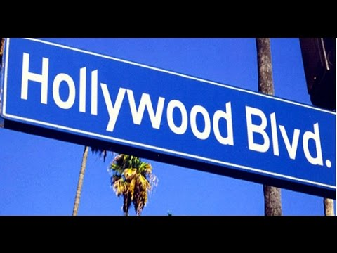 Hollywood Boulevard: Tim Black In the Streets  #TEAMBLACK