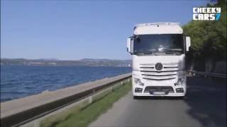 Mercedes Future Truck 2025 (Autonomous Driving Demo)