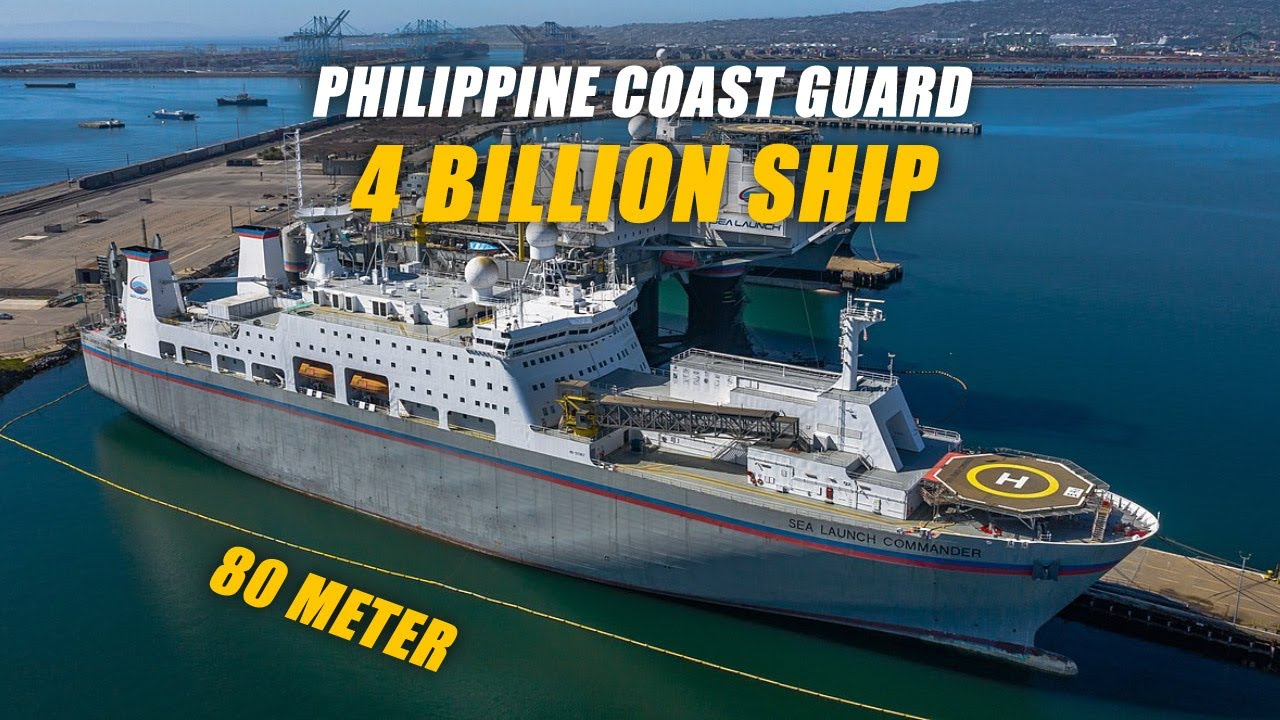 PH Coast Guard Prepare 4 Billion For A New Ship | Philippine Already Sign New Helicopter From Turkey