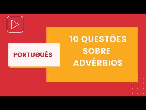 Advérbios | Questões de Concursos | Português para Concurso