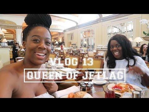 VLOG 13 - QUEEN OF JETLAG ( WASHINGTON DC/ATHENS/UGANDA