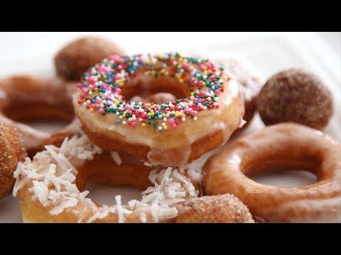 Դոնաթս - Sugar Glazed Doughnuts Recipe - Heghineh Cooking Show In Armenian