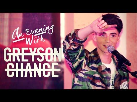 An Evening With Greyson Chance (#GreysonInMalaysia)