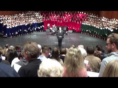 2018 STMA High School Choir Holiday Concert
