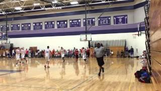 Swing vs Court Sense Academy 5-9-15