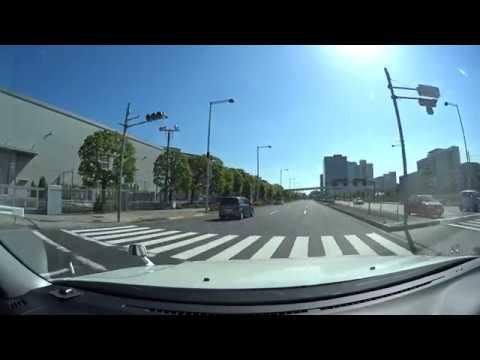 Tokyo drive 4K 東京 日本橋 ゲートブリッジ ドライブ