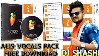 New All Voical Pack || 2021 New Voical Pack || Dj Shashi New Voical Pack || New Letters Voical Pack