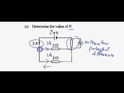 DC Circuit Struc Q1c