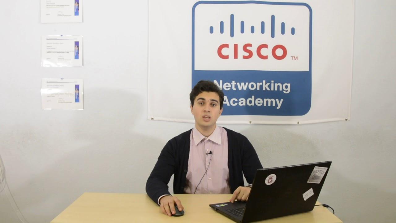 Cisco Знакомство С Персональным Компьютером