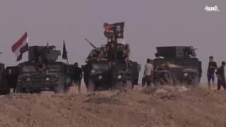 عمليات نينوى تستعيد قريتين جنوب الموصل و9 آبار نفطية