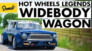 Pristine Widebody Rambler Wagon Wins at Legends Tour Nashville Stop | Donut Media