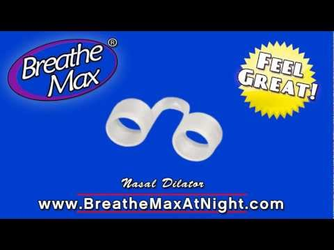 Breathe Max™ Nasal Dilator - Stop Snoring - Breathe Better