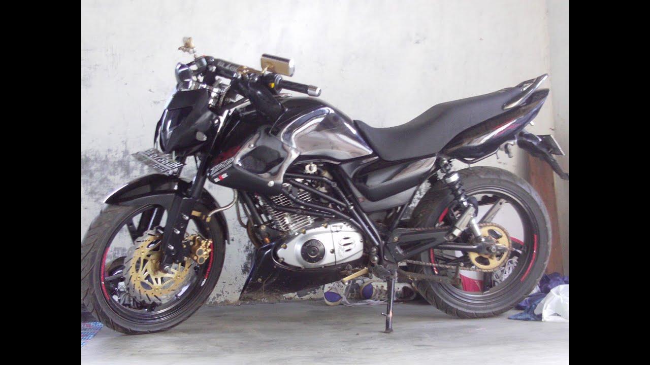 Video Modifikasi Motor Suzuki