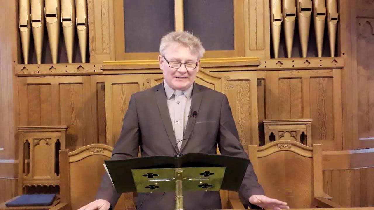 Sunday Sermon 24th January-  The Moment