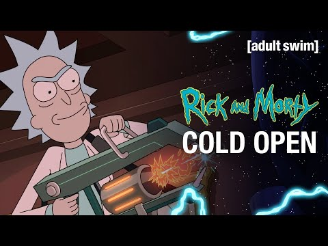 Download Rick and Morty   S5E6 Cold Open: Never Trust the French   adult swim