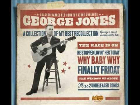George Jones - I'm A Long Gone Daddy