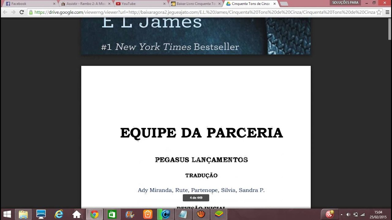 Livro 50 Tons De Liberdade Pdf Portugues