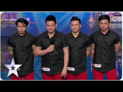 Crowd Flips Over Velasco Brothers Acrobatics | Asia's Got Talent Episode 5