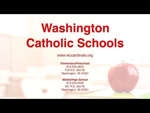 Washington Catholic Schools  |  Washington, IN