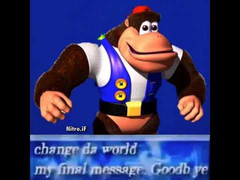 Change Da World    My Final Message | Know Your Meme
