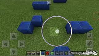 Как сделать робота в Minecraft PE
