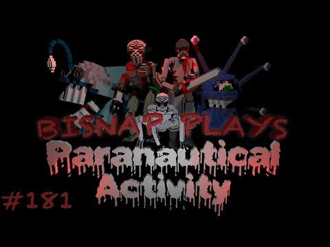 Let's Play Paranautical Activity Episode 181 - Motive