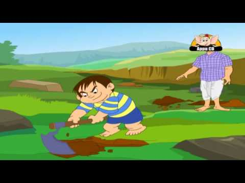 Jataka Tales in Hindi - The Clever Son