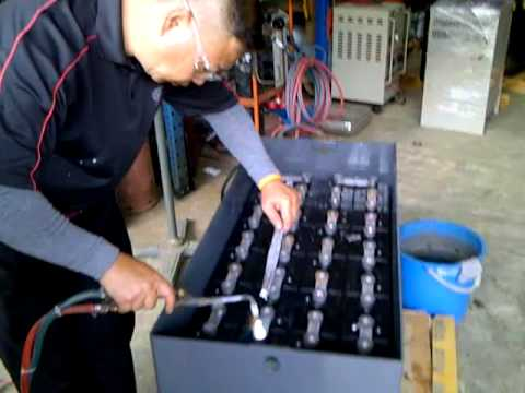 Traction Battery Welding In Sakura Central Solution 3gp
